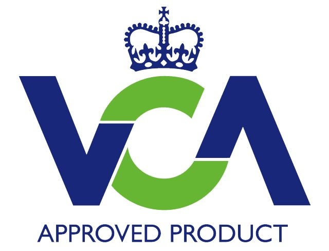 VCA Approved Product